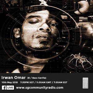 SGCR Radio Show #61 - 10.05.2018 Episode ft. Irwan Omar (B Imprint/Bass Gerilla)
