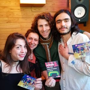 Rebel Up with Mente Organica and Tropical Djipsies @ Kiosk Radio 07.03.2019