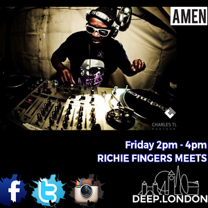 FRIDAY Richie Fingers 17 - 04 - 2015