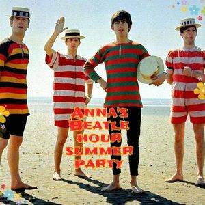Our traditional summer party with the Beatles!