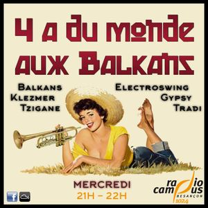 Y a du monde aux Balkans - Émission du 30/11/2016