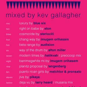 Winter Warmers - VA - Mixed By Kev Gallagher