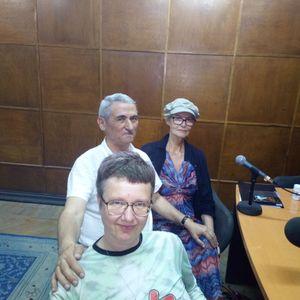 Radio Tirana, Emisioni JAM GRUA, të ftuar  (Kristin Bjarnadottir & Anna Mattsson)