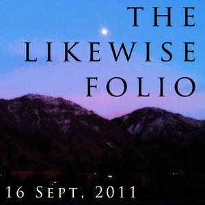 The Likewise Folio - #1 - September 16, 2011