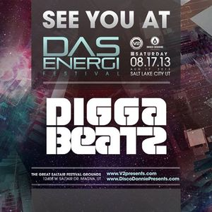 Diggabeatz - Das Energi 2013  PreFest online on Mixify Dot Com