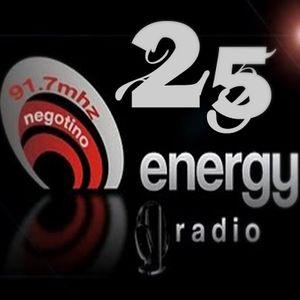 Emilijano - Mix Session 25 part1 @ Energy Radio (15 April 2011)