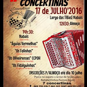Grupo de Concertinas de Nabais 2º Encontro de Concertinas estiveram em destaque em Sintonia Livre
