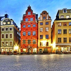 Stockholm Mix