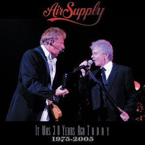 DjCoicoi - Selected favorite hits song by Air Supply 1975 - 2005