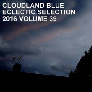 Cloudland Blue Eclectic Selection 2016 Vol 39