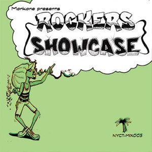 Monkwon - Rockers Showcase (NYCT-MIX003)