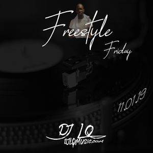 DJ LQ Freestyle Friday 11.01.19