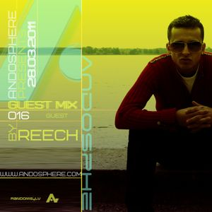 Andosphere pres. Guest mix 016 by REECH
