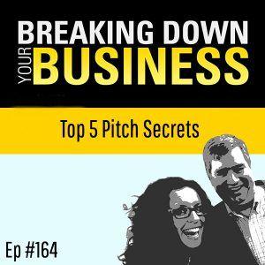 Top 5 Pitch Secrets w/ Janet Kraus