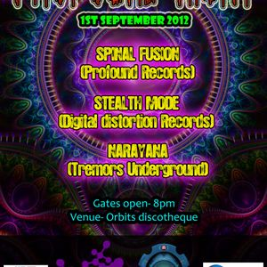 Spinal Fusion-Profound Night(United 21)
