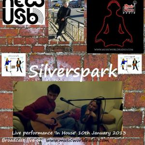 Independent Variety Show: Silverspark In House chat and performance