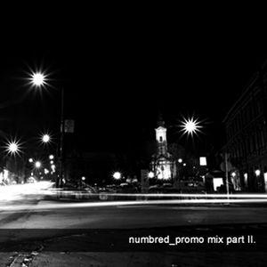 Numbred - Promo (2006 October) Part II
