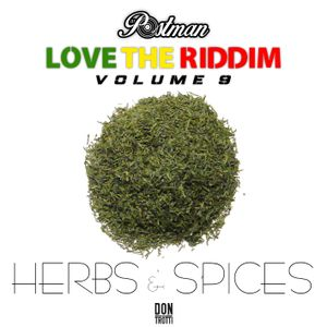 DON TROTTI - LOVE THE RIDDIM VOL9 by DJ POSTMAN