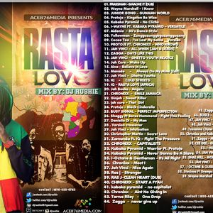 RASTALOVE MIXTAPE MIXED BY DJ RUSHIE