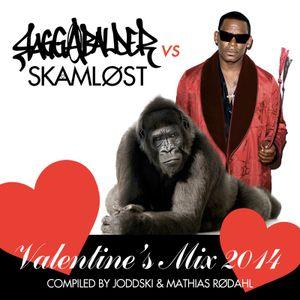 Raggabalder VS Skamløst - Valentines Mix 2014