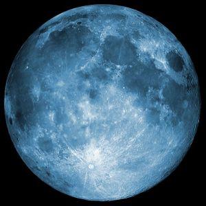 FULL BLUE MOON - August 2012