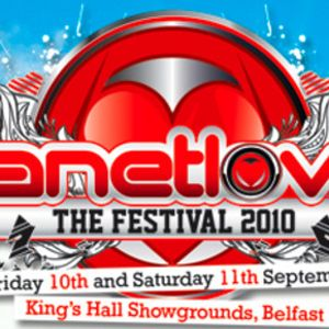 X-ray - Planet Love 2010 (Kings Hall Belfast)