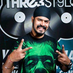 Dj Dippy (India) - Red Bull Thre3style 2013 (Lucky Bastid)
