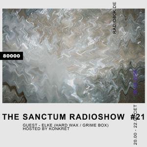 The Sanctum Radioshow - Episode 21 w/ Elke & Konkret