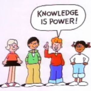 Knowledge is Power for April 16, 2006