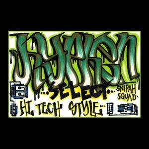 "Hyphen-Select: ""Hi-Tech Style"" (Mixtape + Bonus CD)"