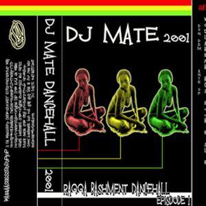 DJ Mate Dancehall 2001 Vol 1 A-side