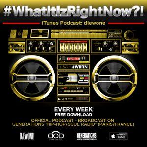 What It Iz Right Now ?! - 2010-10-22 - Part 1