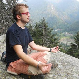 Luca Pilat: istruttore volontario del CAI di Cuorgnè appassionato di montagna