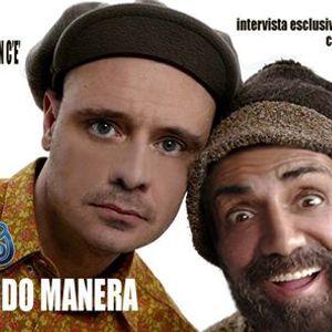 INTERVISTA AL COMICO LEONARDO MANERA 11/02/2015 SU Radio L'Isola che non c'è