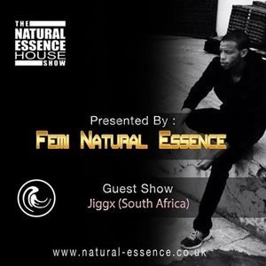 The Natural Essence House Show Episode 145 - Jiggx