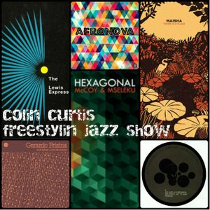 COLIN CURTIS PRESENTS THE FREESTYLIN' JAZZ SHOW 20 SEPTEMBER 2018