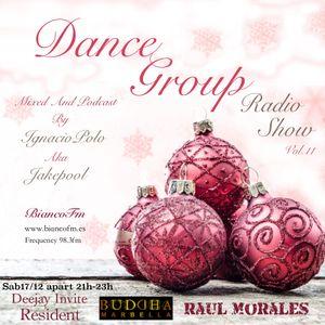 11EDITION DANCEGROUP (Dj Invite Raul Morales) By IGNACIPOLO aka JAKEPOOL  #mixed #radio #jakepool