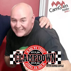 The Clampdown with Ramie Coyle 22nd of July 2017