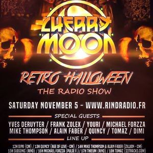 05-11-16 Cherry Moon Retro Halloween - Mind Mix