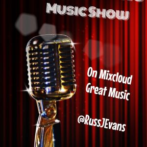 Russ Evans Music Show 7th October 2018