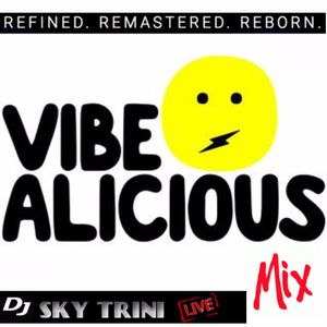 SUNDAY NIGHT (Vibealicious) SHOW DJ SKY TRINI IN THE MIX AIRED SUN FEB 5TH 2017 ON HBRS