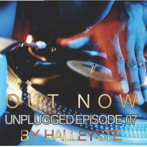 Halley Stezoucoski (Dj HALLEYSTE) - Unplugged Episode 07 - 03.11.2012
