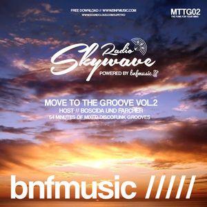 Skywave Radio - Move To The Groove Vol.2 (Host Boscida Und Farcher)