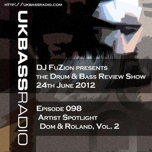 Ep. 098 - Artist Spotlight on Dom & Roland, Vol. 2
