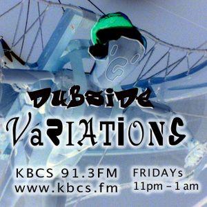DUBside of VARIATIONS 12.24.2011