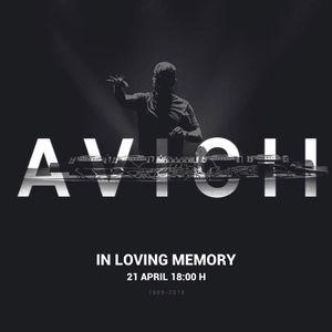 AVICII IN LOVING MEMORY 21 APRIL