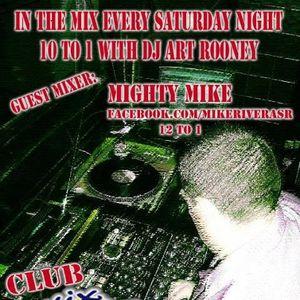 ClubMix 104.7 fm Naples Fl Mixshow Dj Mighty Mike recorded 6.2012