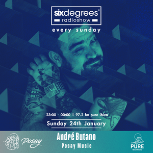 Sixdegrees Radio Show with Andre Butano