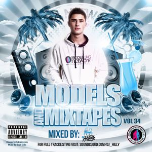 models mixtapes vol 34 mixed by dj hilly hiphop urban by