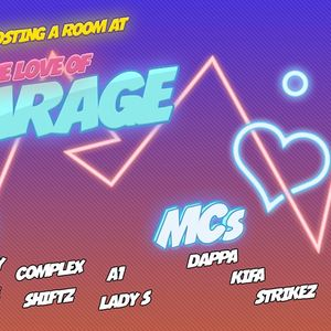 A1 TEAM UKG FOR THE LOVE OF GARAGE PROMO